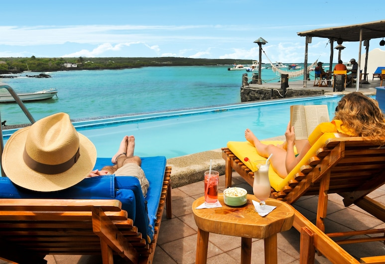 Isla Sol by Hotel Solymar, Puerto Ayora, Außenpool