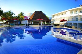 ภาพ Cancun Bay Resort - All Inclusive ใน เอเว็นนิดา คูคุลคาน