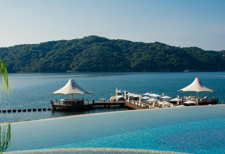 B Pichilingue Acapulco, Akapulko, Panorāmas baseins