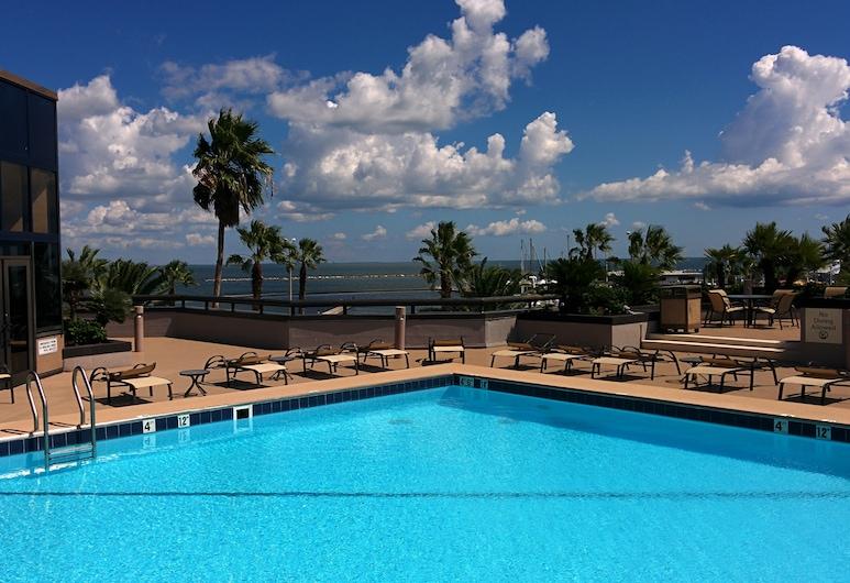 Holiday Inn Corpus Christi Downtown Marina, Corpus Christi, Zwembad