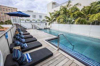 Obrázek hotelu Posh South Beach Hostel, a South Beach Group Hotel ve městě Miami Beach