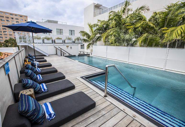 Posh South Beach Hostel, a South Beach Group Hotel, Miami Beach