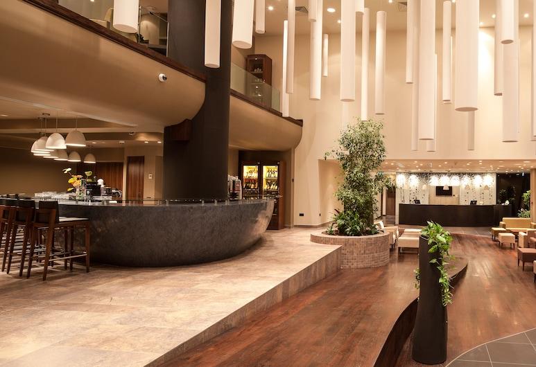 Kronwell Brasov Hotel, Brasov, Lobby Sitting Area