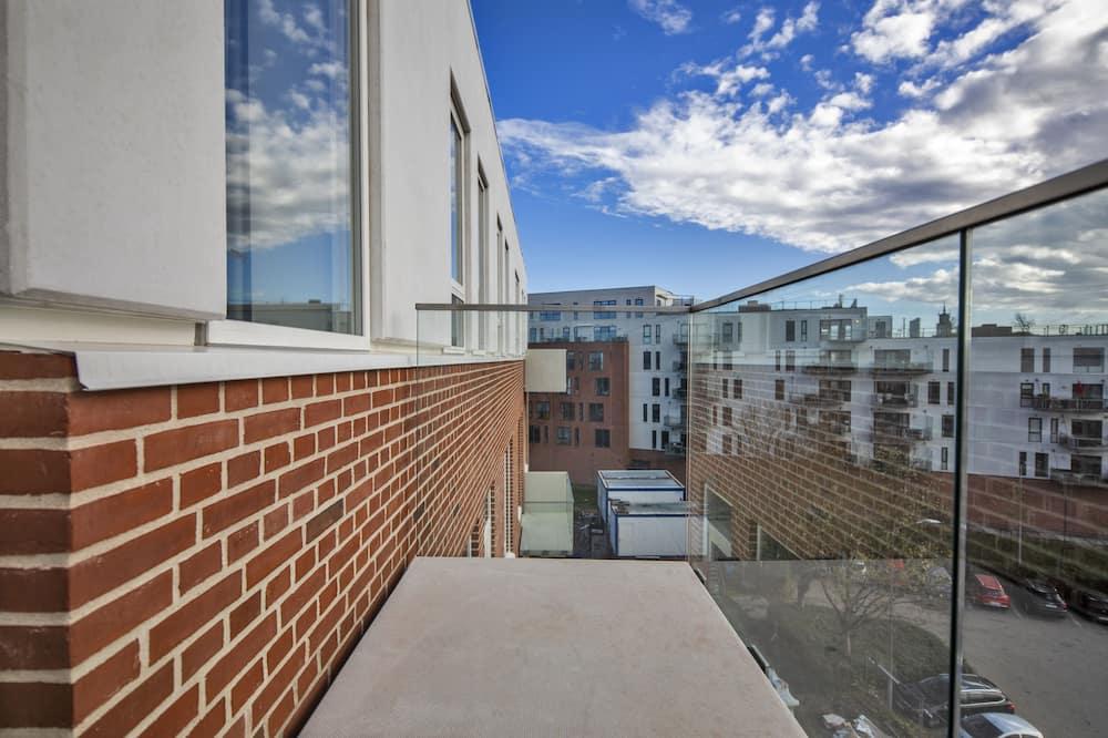 Habitación superior, balcón - Balcón