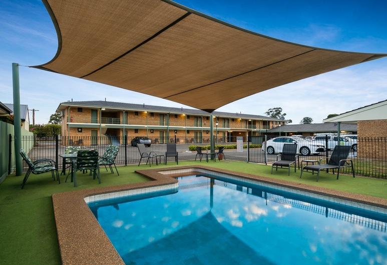 Garden City Motor Inn, Wagga Wagga, Piscina