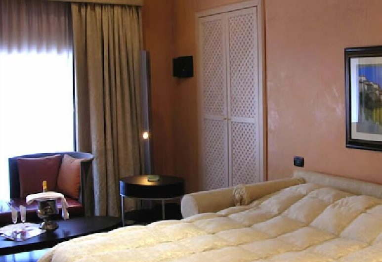 Colosseo Studio Suites, Rom, Bilik Tamu