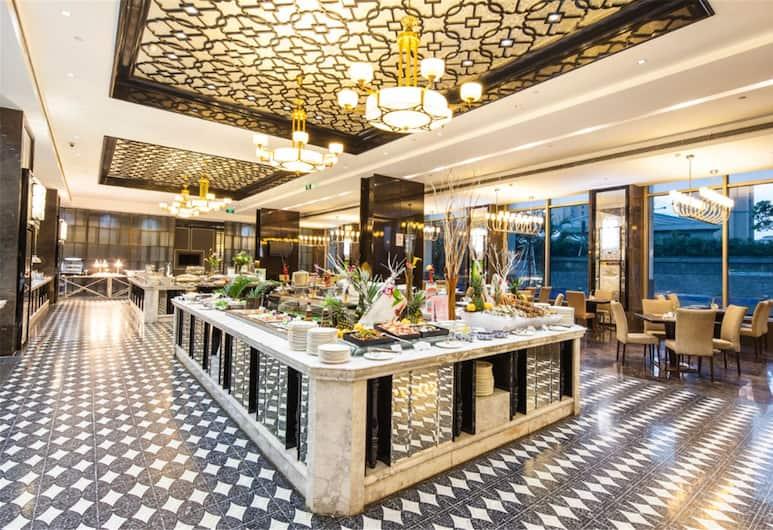 라마다 플라자 키안뎅 쿤산, 쑤저우, 레스토랑