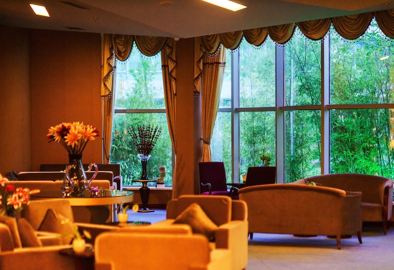 Southern Airlines Pearl Hotel, Shanghai, Hotel Lounge