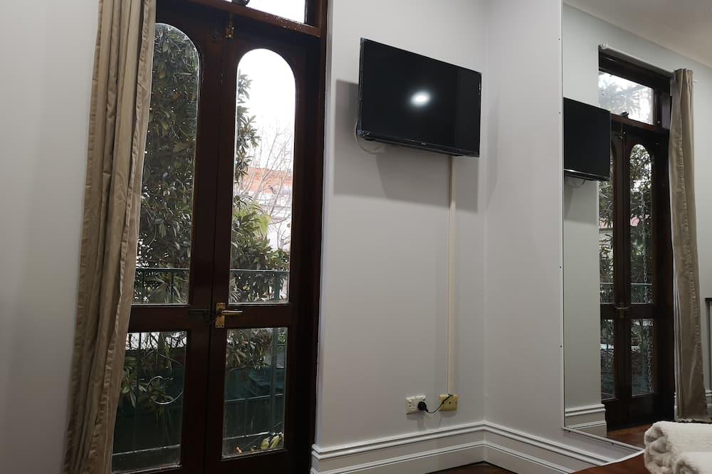 Single Room with private Bathroom - Balcony
