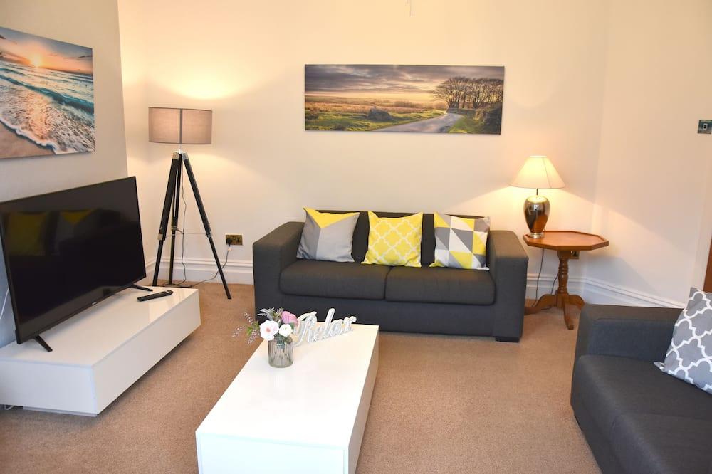 Casa de ciudad - Sala de estar