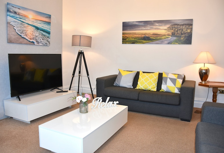 Spacious Central Cornish Townhouse, Newquay