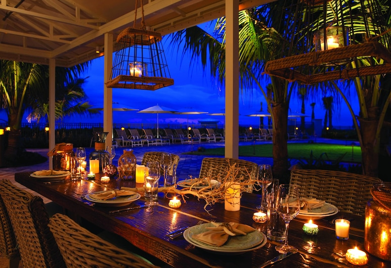 Fort Lauderdale Marriott Pompano Beach Resort and Spa, Pompano Beach, Outdoor Dining