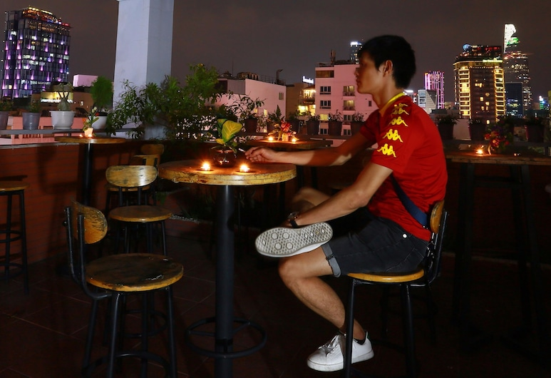 Valentine Hotel Saigon , Ho Chi Minh City, Terrace/Patio