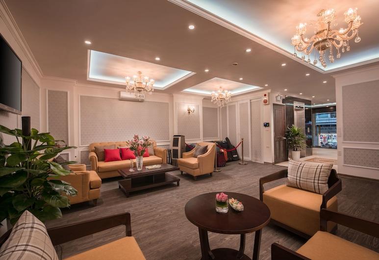 Serene Boutique Hotel & Spa, Hanoi, Lobby Sitting Area