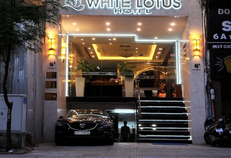 White Lotus Hotel, Bandar Raya Ho Chi Minh, Hadapan Hotel - Petang/Malam