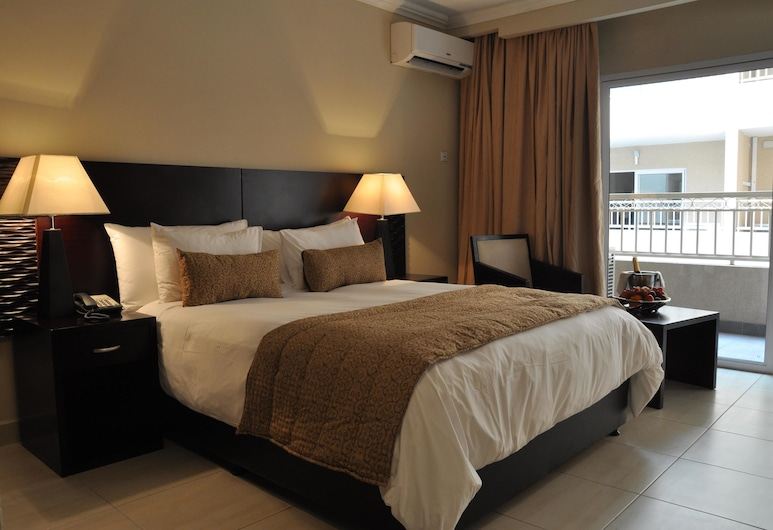 Hotel Royal, Kinshasa, Deluxe Double Room, Guest Room