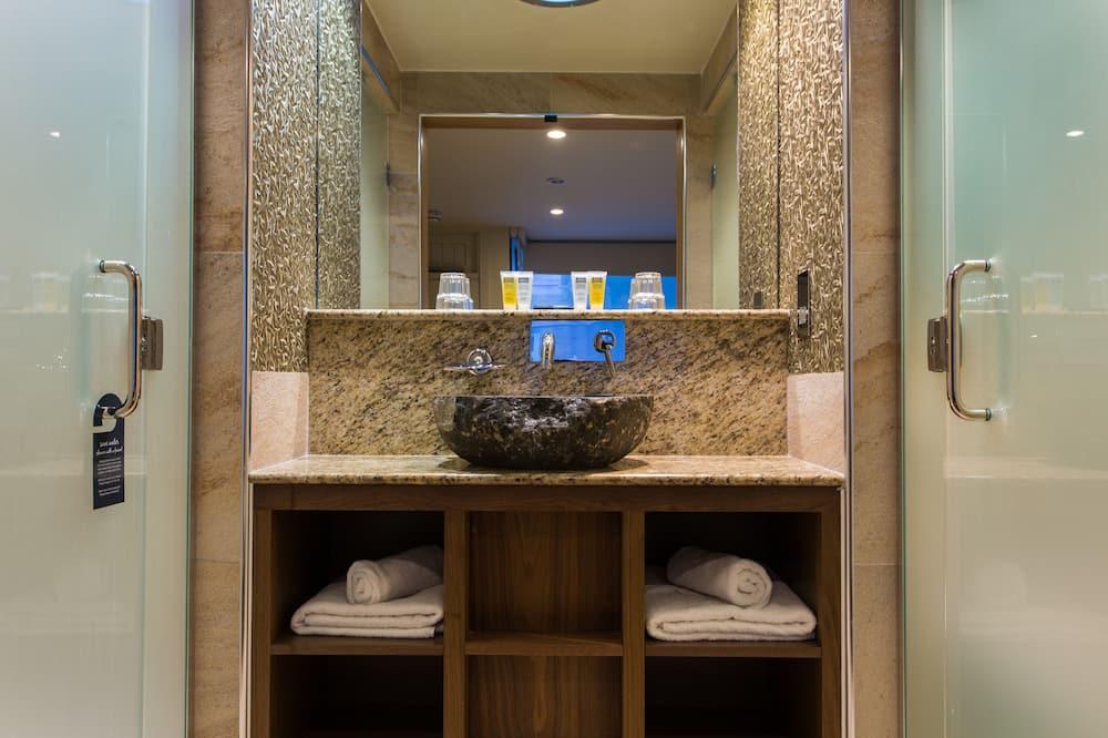 Habitación doble, planta baja - Baño