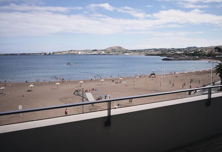 Hotel Praia Marina, Praia Da Vitoria, Pantai