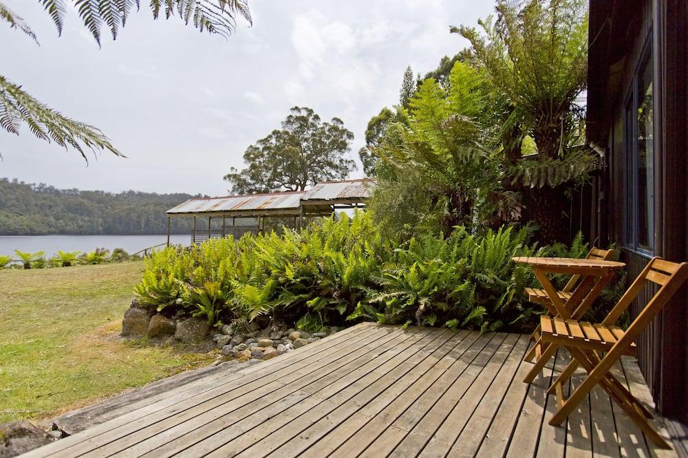 Quarto Duplo Panorâmico - Vista para o Lago