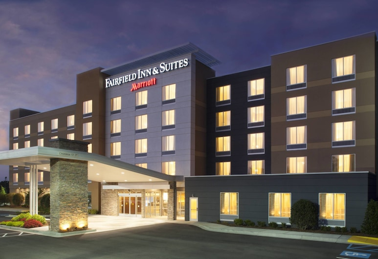 Fairfield Inn & Suites by Marriott Atlanta Gwinnett Place, Duluth