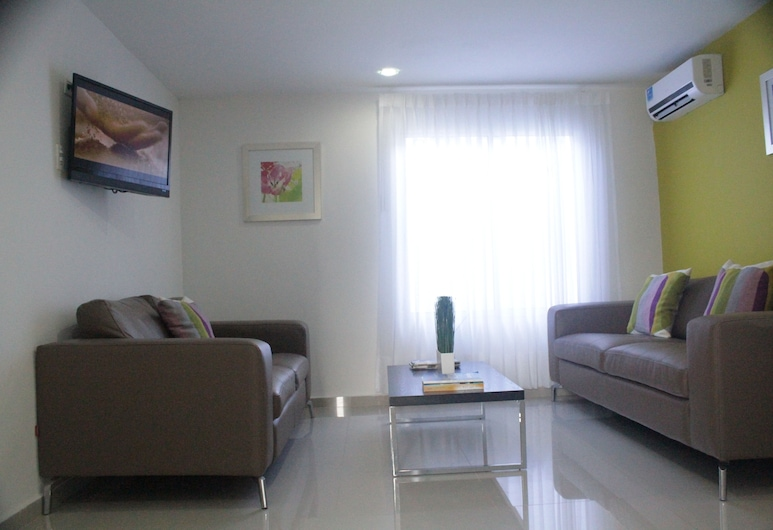 Golden House Hotel, Barranquilla, Lobby Sitting Area