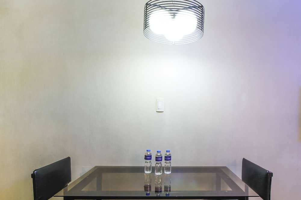חדר פרמייר - אזור אוכל בחדר