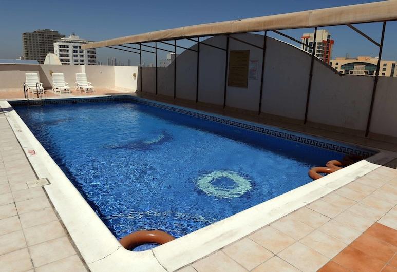 Juffair Gate Hotel, Manama, Piscina al aire libre