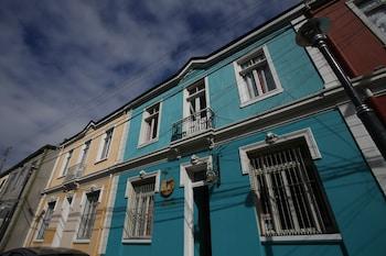 Picture of Puerta Escondida in Valparaiso