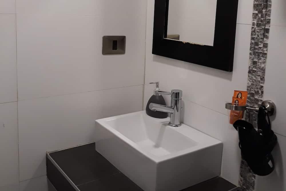 Quarto Twin Económico, 1 Quarto - Casa de banho