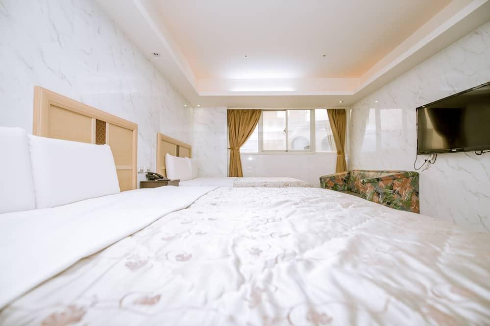 標準四人房, 2 張加大雙人床 - 客房