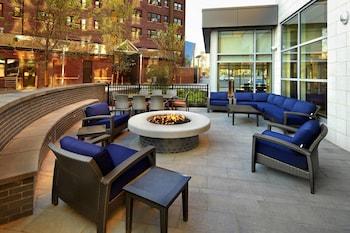 תמונה של Courtyard by Marriott Cleveland University Circle בקליבלנד