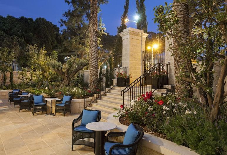 Bay Club Hotel - An Atlas Boutique Hotel, Haifa, Terrasse/Patio