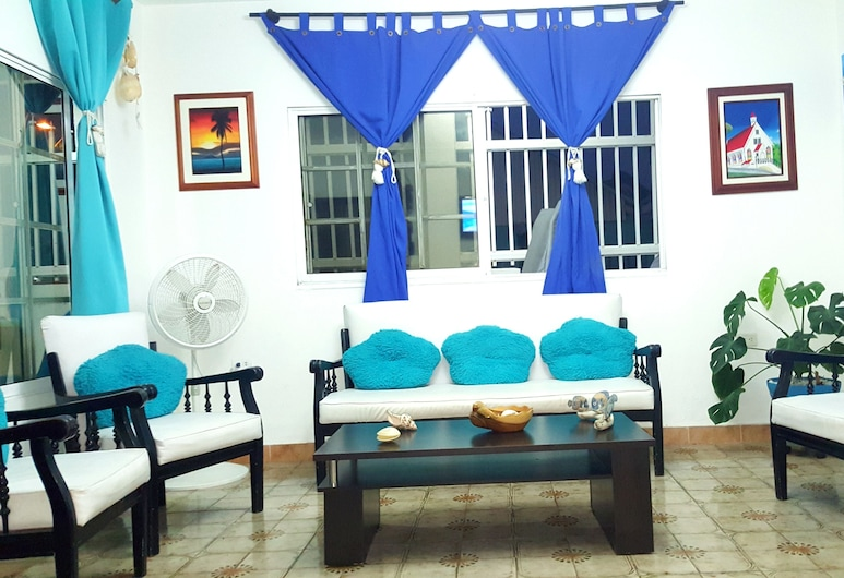 Posada Turística Colors Of The Sea, San Andres, Καθιστικό στο λόμπι