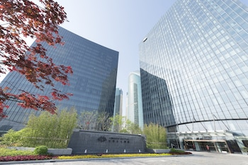 Picture of Mandarin Oriental Pudong Shanghai in Shanghai