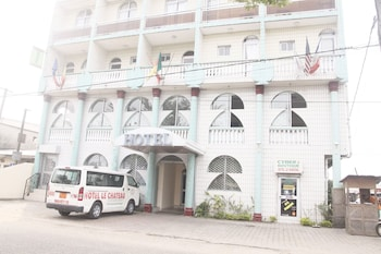 Foto van Hotel Le Chateau in Douala