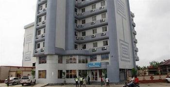 Foto van Afrique Hotel Douala Airport in Douala