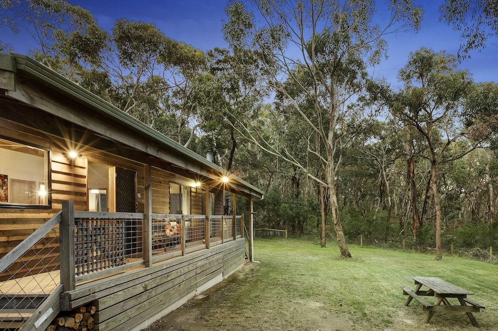 Casa de campo estándar, varias habitaciones, para no fumadores, cocina (3 Bed Villa Cottage) - Terraza o patio