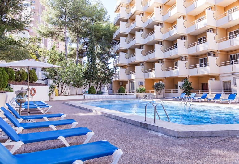 Blue Sea Hotel Calas Marina, Benidorm