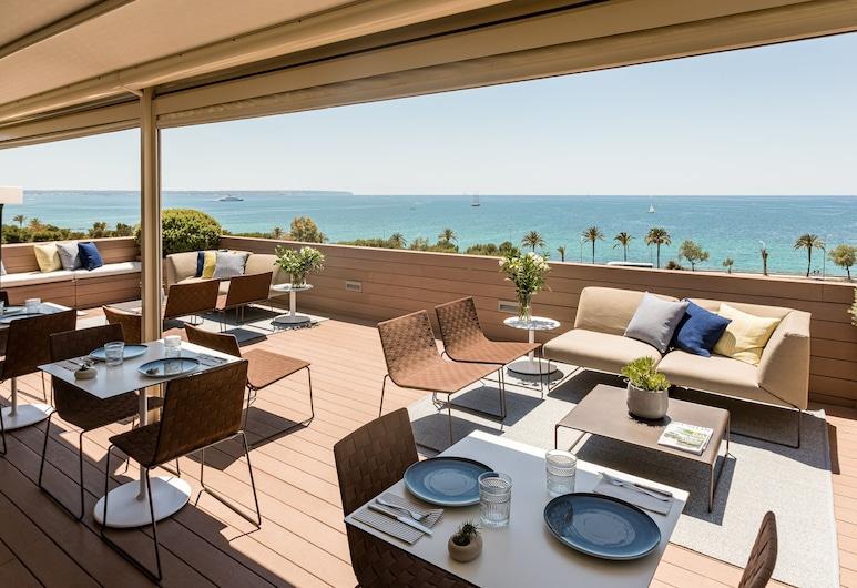 Boutique Hotel Calatrava, Palma de Mallorca, Terrasse/veranda