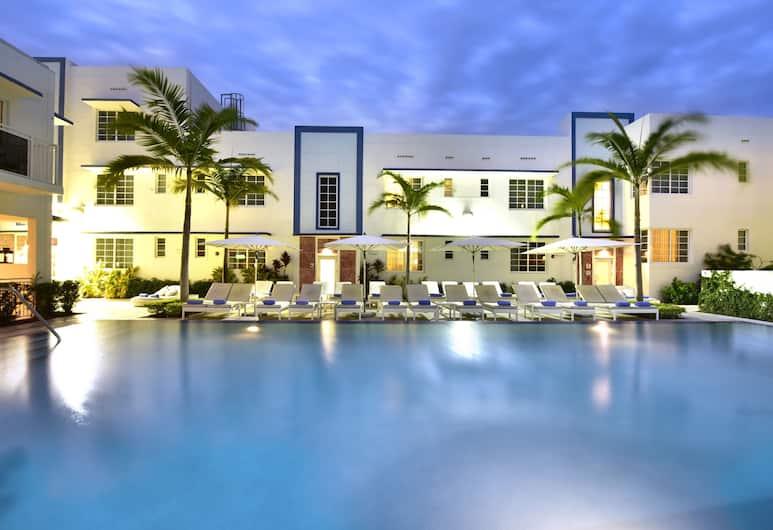 Pestana South Beach Art Deco Miami, Maiamibīča, Āra baseins