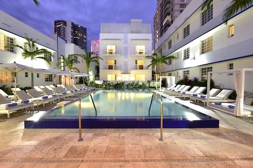 邁阿密佩斯塔納南海灘藝術裝飾飯店/