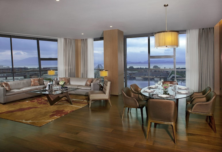 The Oct Harbour, Shenzhen - Marriott Executive Apartments, Shenzhen, Apartment, 3 Bedrooms, Room
