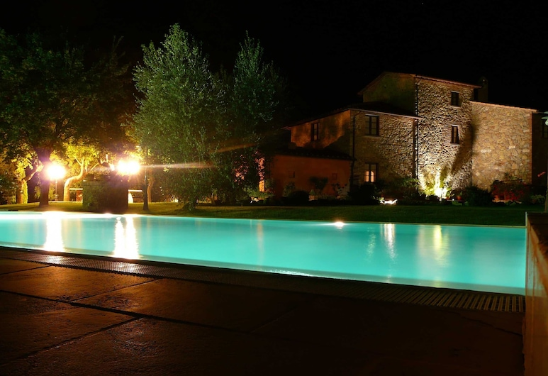 B&B Le Caselle, Lucignano, Vanjski bazen