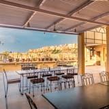Premium-Doppelzimmer - Terrasse/Patio