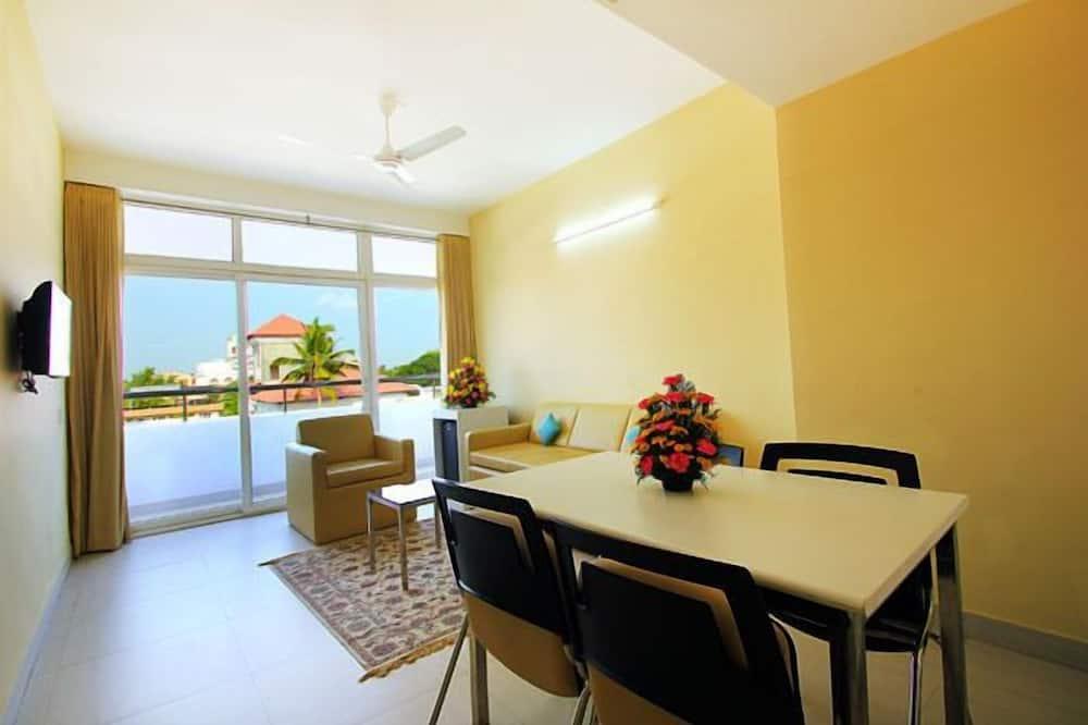 Villa Suite - Living Area