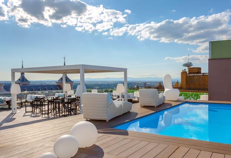Hotel Exe Moncloa, Madrid, Pool