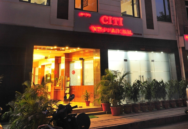 Hotel Citi International, Нью-Дели