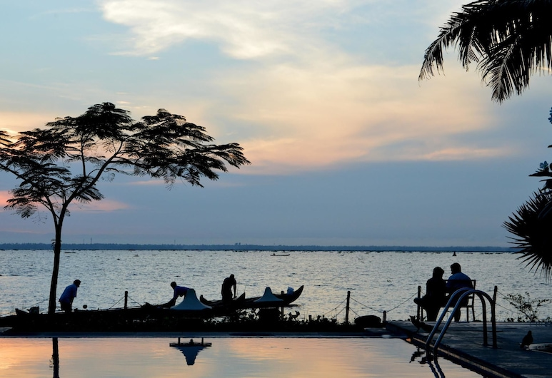Deshadan Backwater Resort, Cherthala, Ulkouima-allas