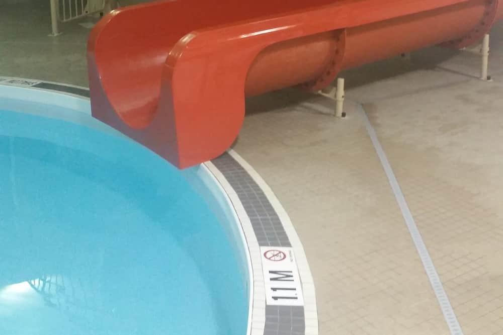 Wasserrutsche