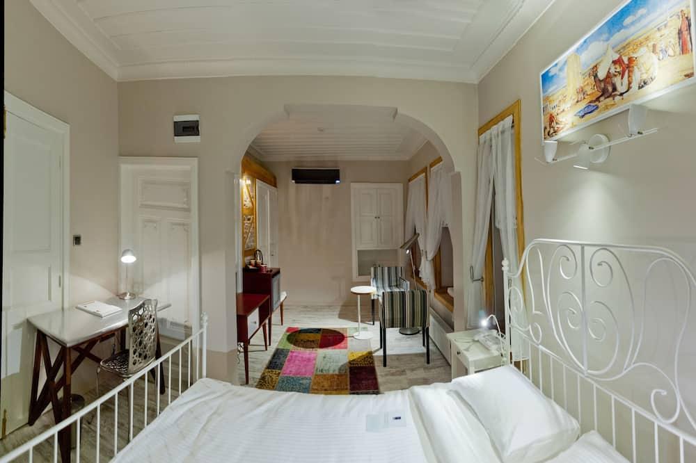 Apartmá (Single) - Obývací prostor